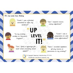 Up Level Your Writing