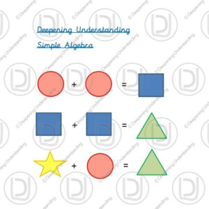 Year 2 - Simple Algebra