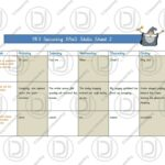 Year 3 Grammar – Securing Skills Test 2