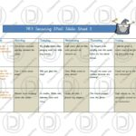 Year 3 Grammar – Securing Skills Test 3