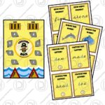 EYFS Phonics Phase 5 Treasure Race Game