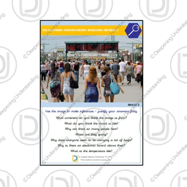 KS2 Intriguing Inference - Image 2