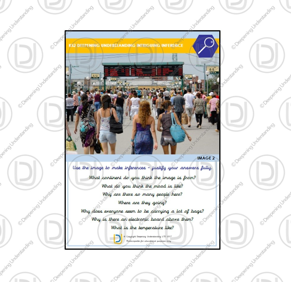 KS2 Intriguing Inference – Image 2
