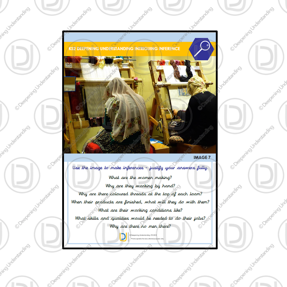 KS2 Intriguing Inference – Image 7
